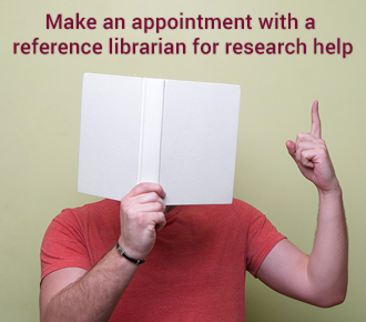 Find help with a research librarian!
