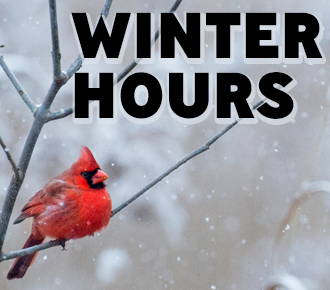 Featured Service: Winter Hours