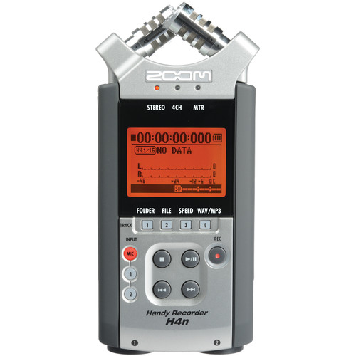 ZOOM H4n Recorder