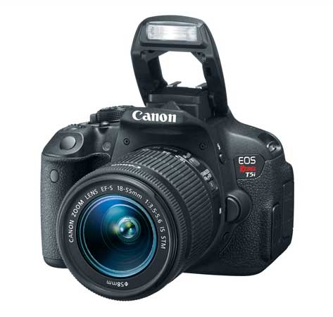 Picture of Canon Rebel T5i DSLR Camera