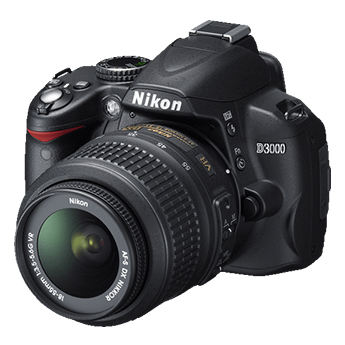 Picture of Nikon D3000 Digital Camera