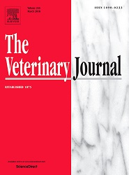 Cover of The Veterinary Journal