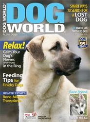 Cover of Dog World