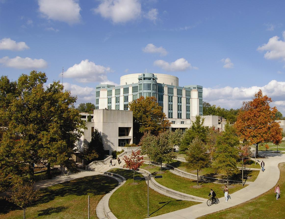 Albin O. Kuhn Library & Gallery, University of Maryland, Baltimore County (UMBC)