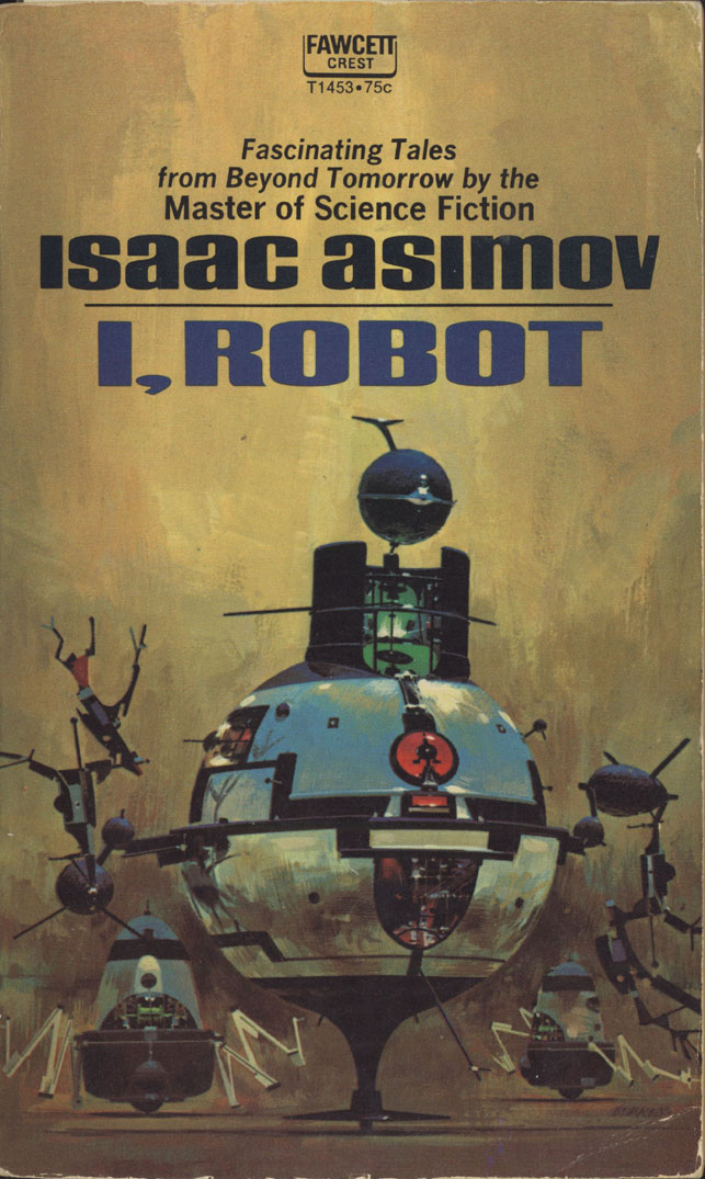 Book Cover I Robot